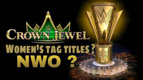What swerves does Crown Jewel has in store for us this Friday