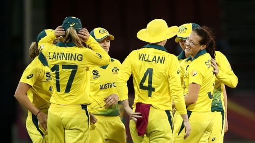ऑस्ट्रेलिया की जीत से शुरुआत