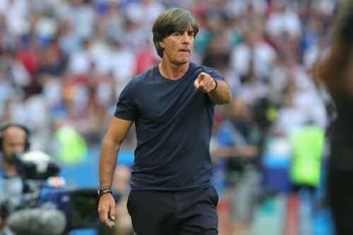 Joachim Low needs to revive Germany's fortunes quickly
