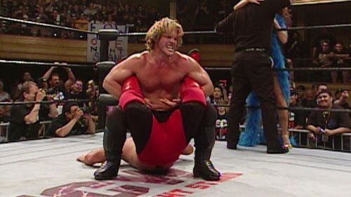 Storm and Jericho wrestled at ECW One Night Stand in 2005