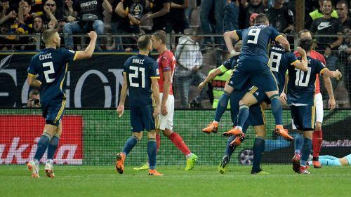 Bosnia 1-0 Austria- UEFA Nations League