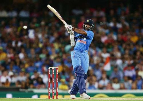 Shikhar Dhawan seems to be in the form of his life right now