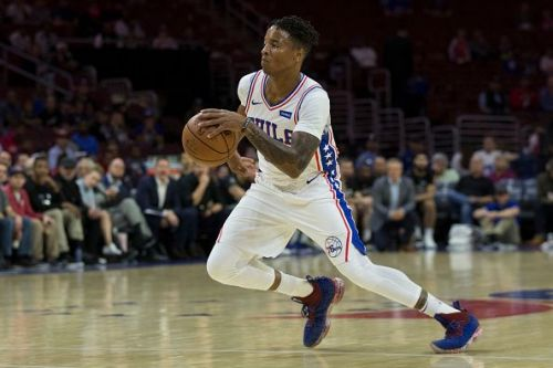 Fultz looks as though he is on his way out of Philadelphia
