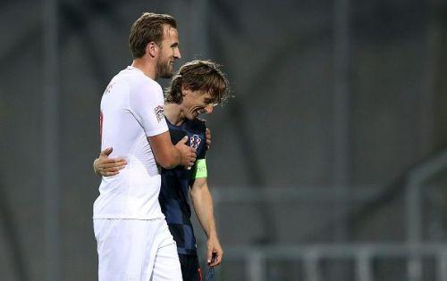 England and Croatia lock horns again on 18 November at Wembley