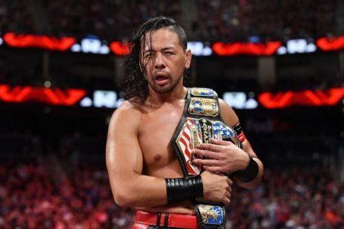 One of the worst United States Champions. EVER.
