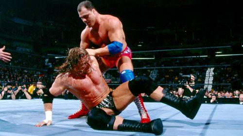 Kurt Angle in Summer Slam 2000
