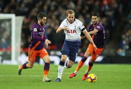 Harry Kane has not been at his very best