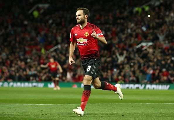 Mata is an extremely instrumental player.