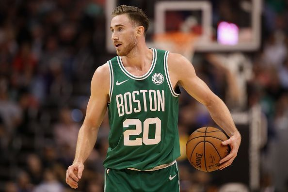Will the Boston Celtics trade Gordon Hayward