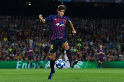 The Spaniard impressed moving forward in Messi's absence