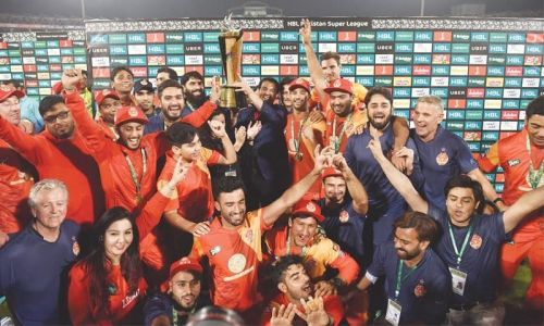 Islamabad United has been the most successful team in the PSL