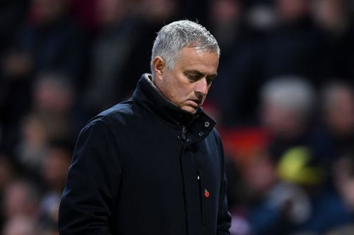 Things don't look good for Jose Mourinho's Manchester United