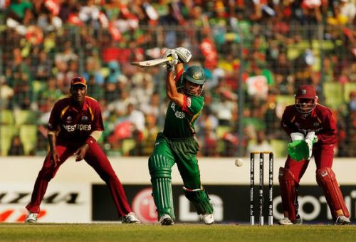 Bangladesh defeated West Indies comfortably by 8 wickets