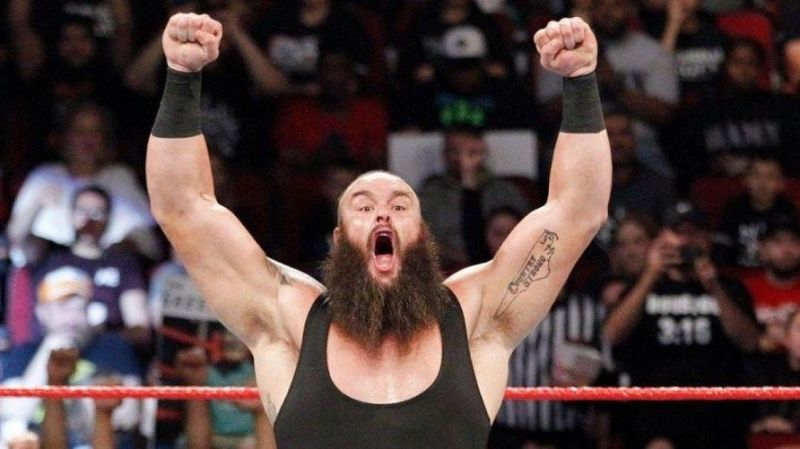 2018 has been a record-breaking year for Braun Strowman.