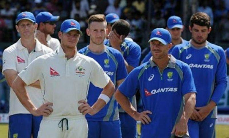 Australia have struggled regularly on Asian soil
