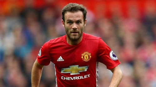 Juan Mata has scored some crucial goals lately.