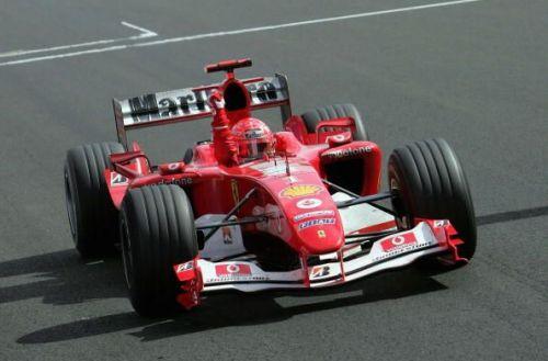 The Belgium F1 Grand Prix