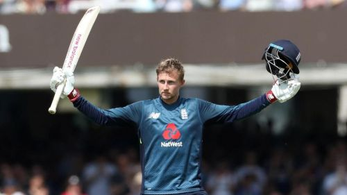 Joe Root is currently standing 4th in the ICC ODI batsman ranking