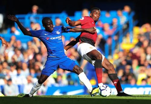 N'golo Kante is widely considered as the best Defensive Midfielder in the world