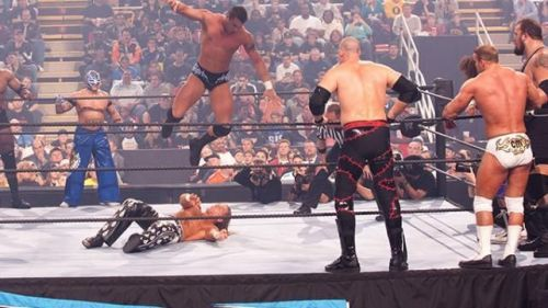 This was one of Randy Orton's great elimination match victories.