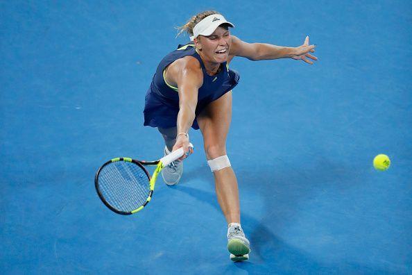 Caroline Wozniacki, 2018 Australian Open Champion