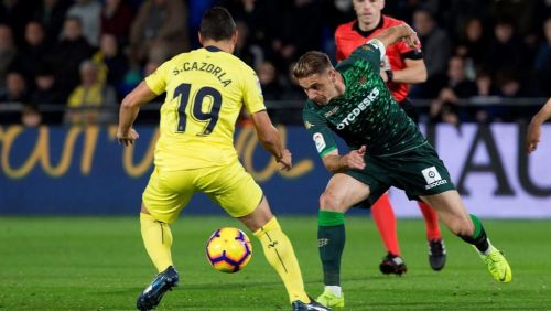 Cazorla assisted twice and Joaquín played great for Betis