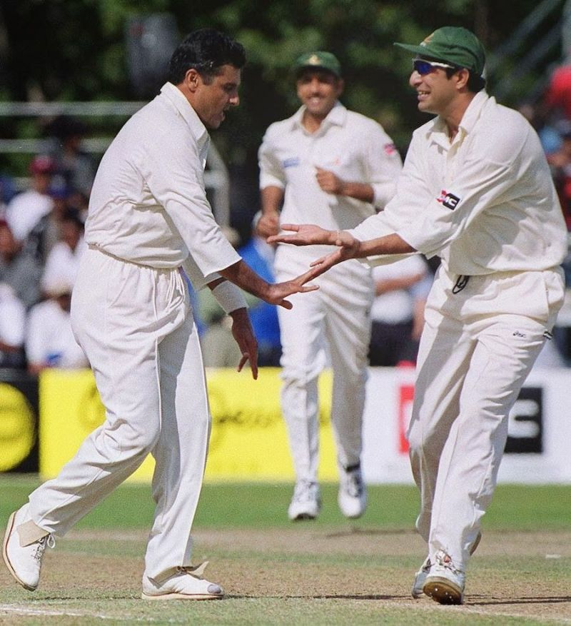 Akram and Younis