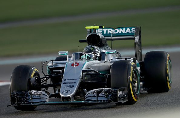 Nico Rosberg won the 2016 drivers