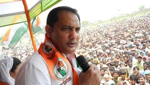 After being appointed as the working president in the state, Mohammed Azharuddin will now lead Congress in the upcoming general elections
