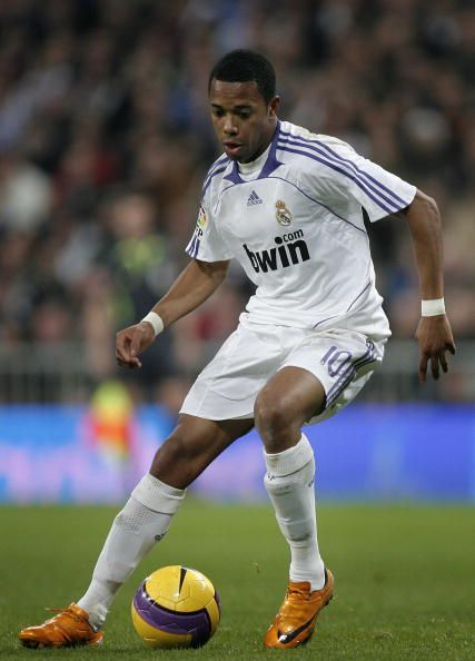 Robinho was extremely talented