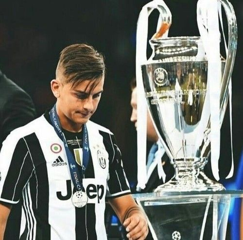 Image result for dybala trophies juve