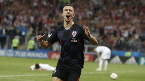 Perisic looked ominous early on