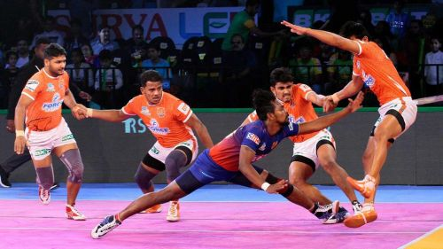 Chandran Ranjit has to fire against his former team to clinch the win for the Delhi