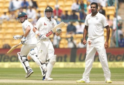 Ashwin will target the left-handers in the Australian side