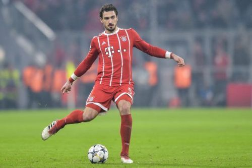 Hummels has not been at a great level in this campaign