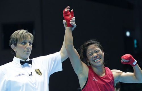 Mary Kom clinched her sixth World Championship title