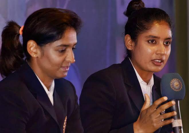 Mithali & Kaur