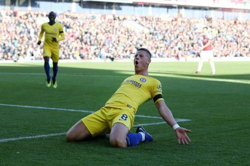 Barkley has found his form under Sarri, scoring 3 and assisting 3 this season