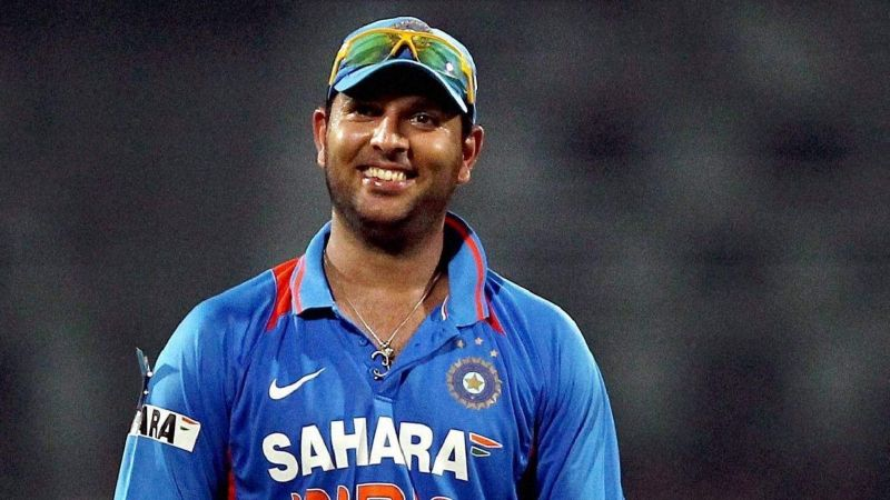 Image result for yuvraj smile
