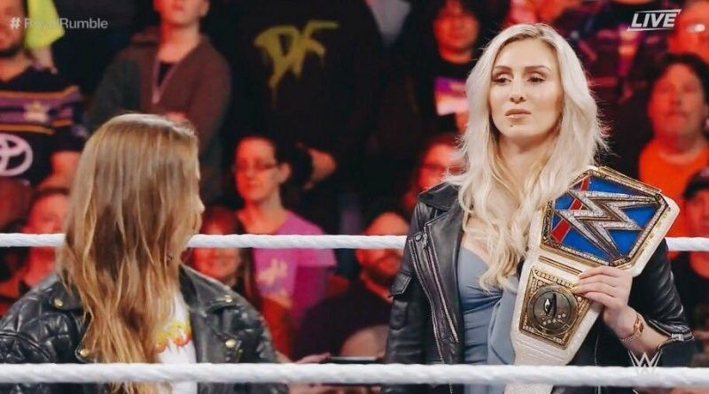 Charlotte Flair and Ronda Rousey will finally meet one on one