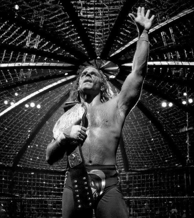 WWE Survivor Series 2002 - Elimination Chamber