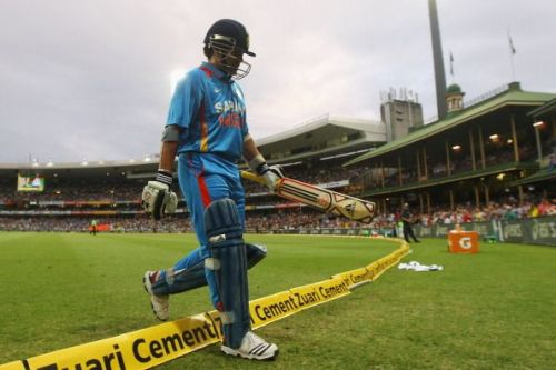 Sachin scored 49 hundred and 96 fifties in his 22-year ODI career