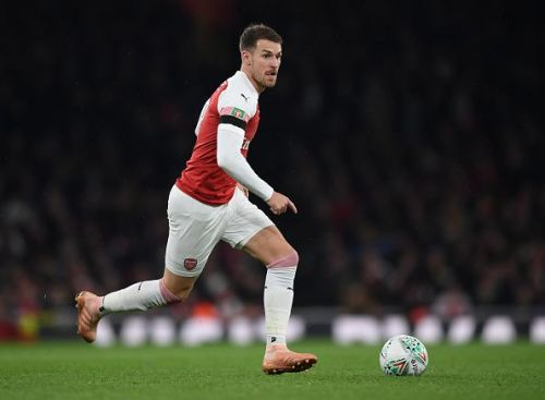 Aaron Ramsey could join Manchester United