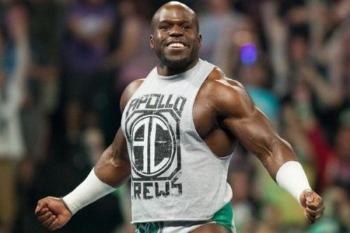 Apollo Crews is an exciting talent on the Raw roster