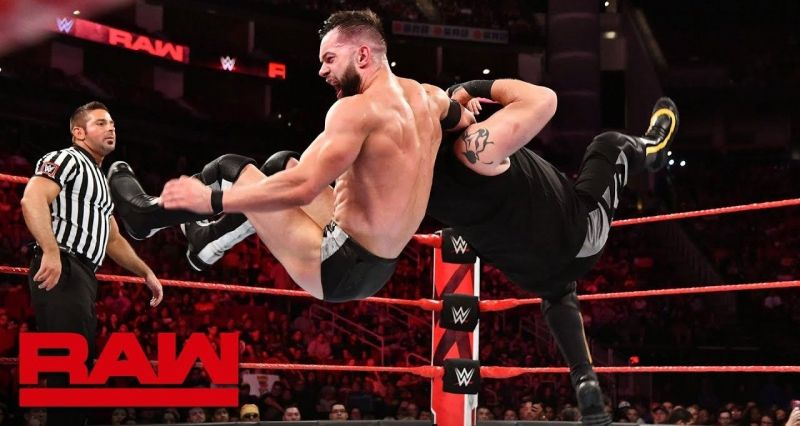 The WWE could book Lars Sullivan to feud with Finn Balor on RAW