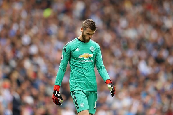 the best attitude 7ba7b 4619f Reports: Manchester United considering shock replacement for ...