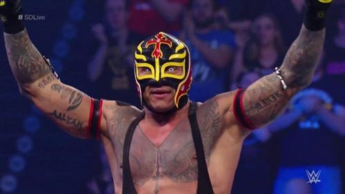 Rey Mysterio has spent his entire WWE career as a Face.