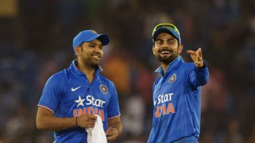 Rohit down the order?