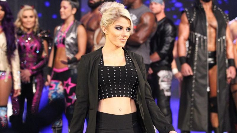 wwe news alexa bliss reveals her role in wwe going forward