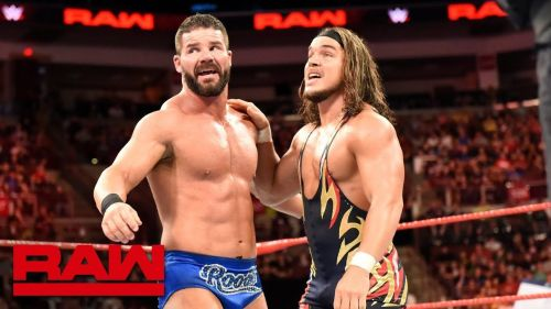 Expect this strange alliance of Roode and Gable to come to an end next week